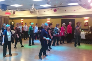 Toe the Line - Line Dancing in Somerset